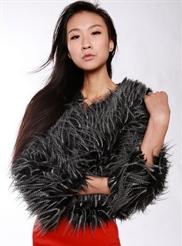 1号选手 谢舒雅 --中国模特新面孔选拔大赛