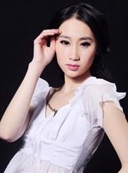 8号选手 任丽颖 --中国模特新面孔选拔大赛