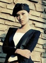 9号选手 李洁 --中国模特新面孔选拔大赛