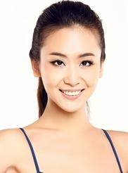 13号选手 闫可心 --中国模特新面孔选拔大赛