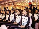 新面孔模特大赛冰雪丽人培训营在哈尔滨开营