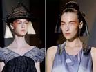 """时装周是在用生命""""黑""""模特!超模走秀时夸张的不止是服装还有···"""