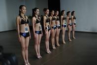 新面孔中国模特大赛选手赛前面试