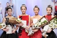 时尚中国震撼播出新面孔模特大赛